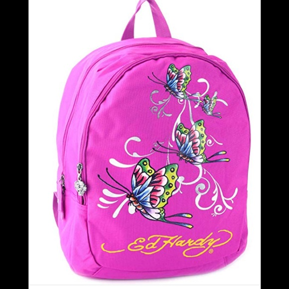 42689e46375 Ed Hardy Accessories   Josh Kids Backpack School Tote Bag   Poshmark